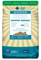 Blue Buffalo Basics Grain Free Large Breed Adult Lamb and Potato Recipe Dry Dog Food