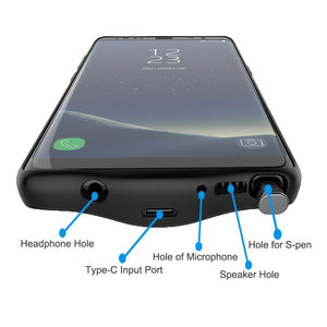 Fiora™ Battery Case for Samsung Galaxy Note 8