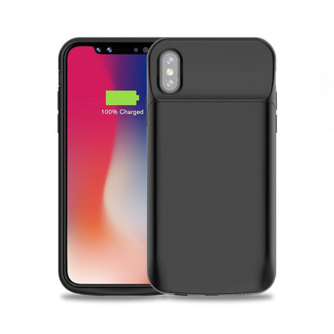 iPhone XS Max Battery Case by Fiora Slim Apple iPhone XS Max Charging Case