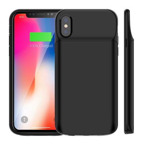 Fiora™ Slim Mobile Power Charging Case for iPhone