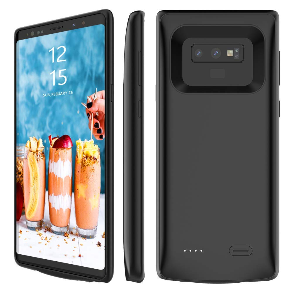 Note 9 Battery Case by Fiora™ Slim Samsung Galaxy Note 9 Charging Case
