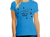 Ladies T-shirt -It's Not Drinking Alone