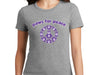 Ladies T- Shirt - Paws for Peace