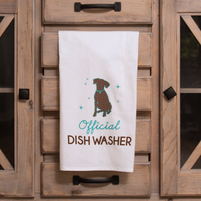 Kitchen Towel – Official Dish Washer