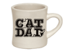 Diner Mugs - Cat Dad