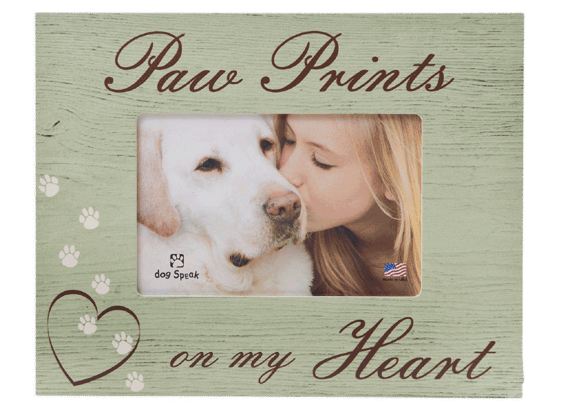 Sympathy and Bereavement Gifts - Dog Speak Cards