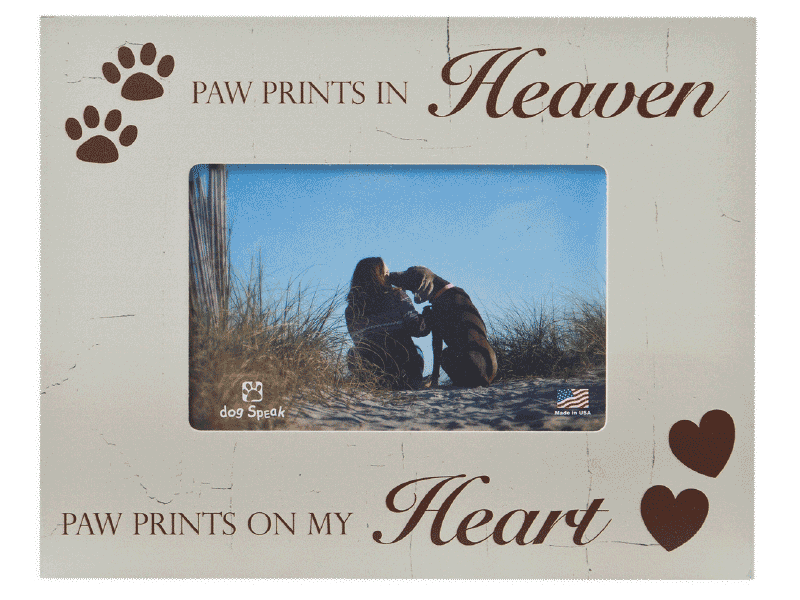 Sympathy And Bereavement Gifts Dog Speak Cards
