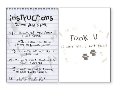 Pet Sitter - Instructions 2 Mi
