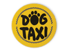Absorbent Stone Car Coaster - Dog Taxi