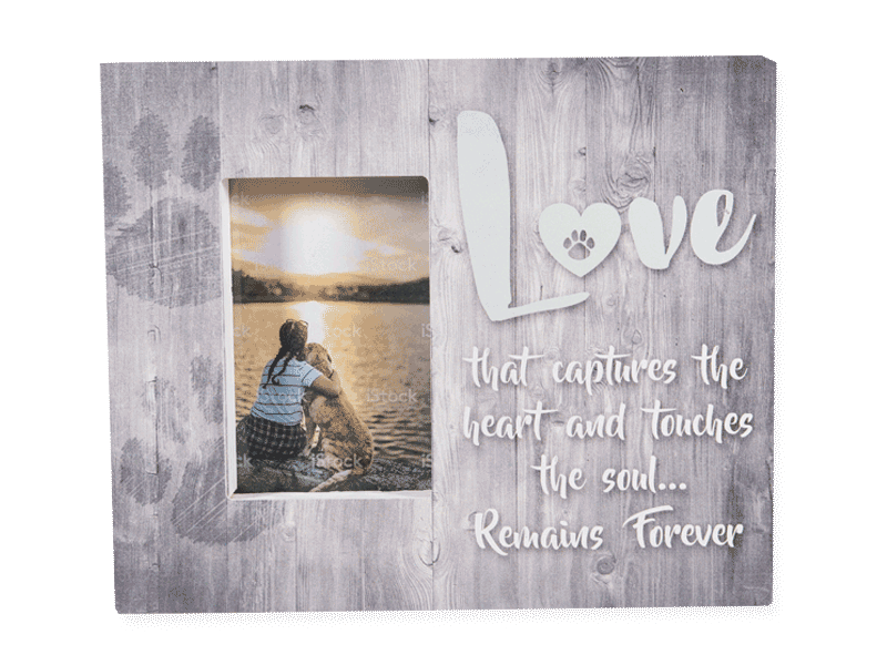 Dog Picture Frames | Dog Speak Cards & Gifts