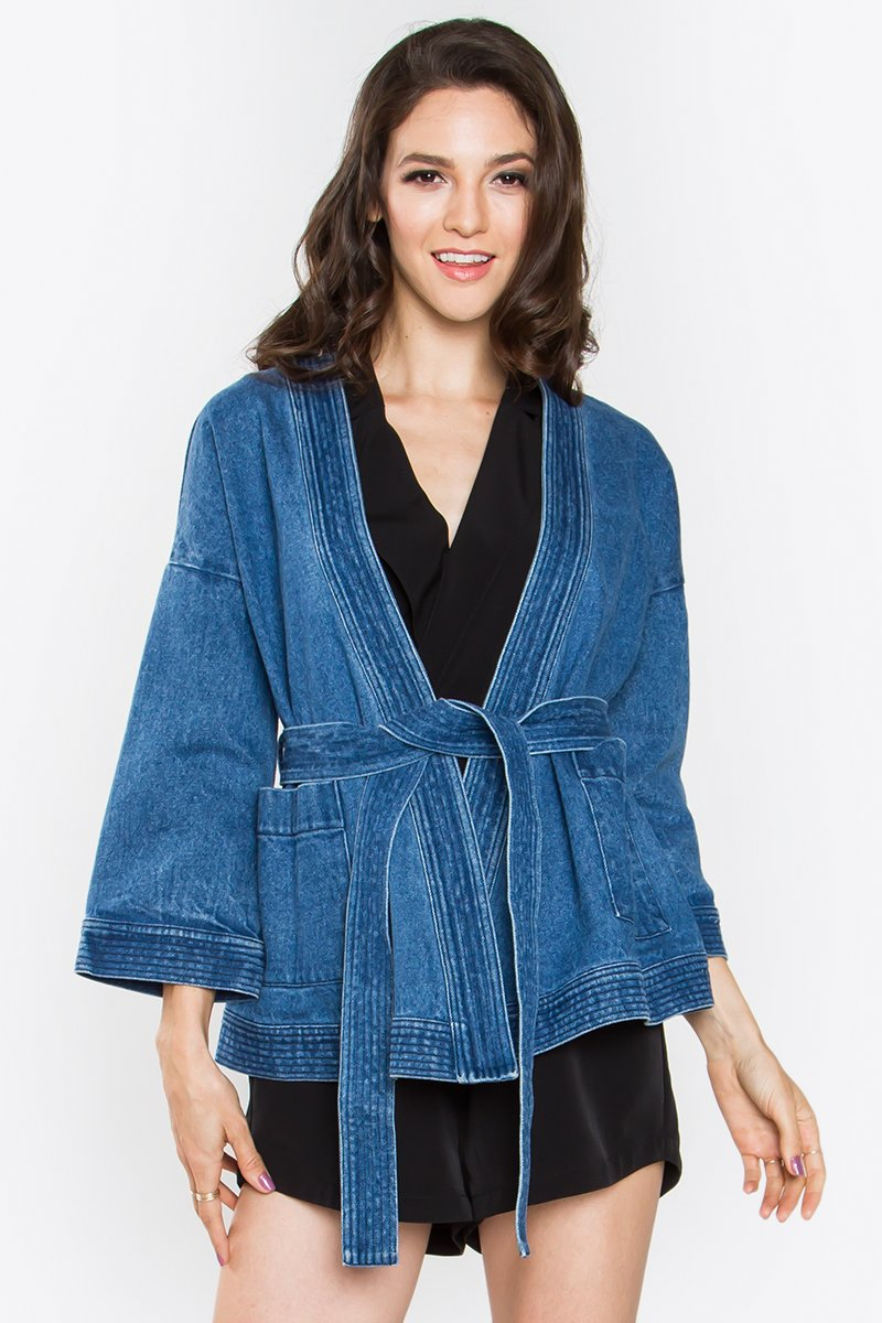 Corinna Denim Jacket