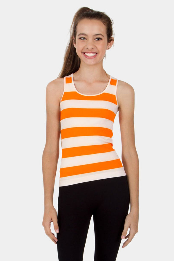 Kid's Striped Tank Top