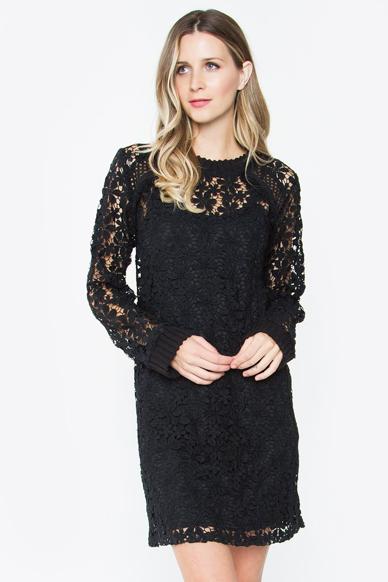 Dhalia Lace Dress