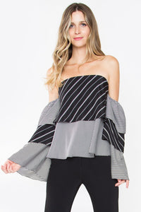 Donatella Off The Shoulder Top