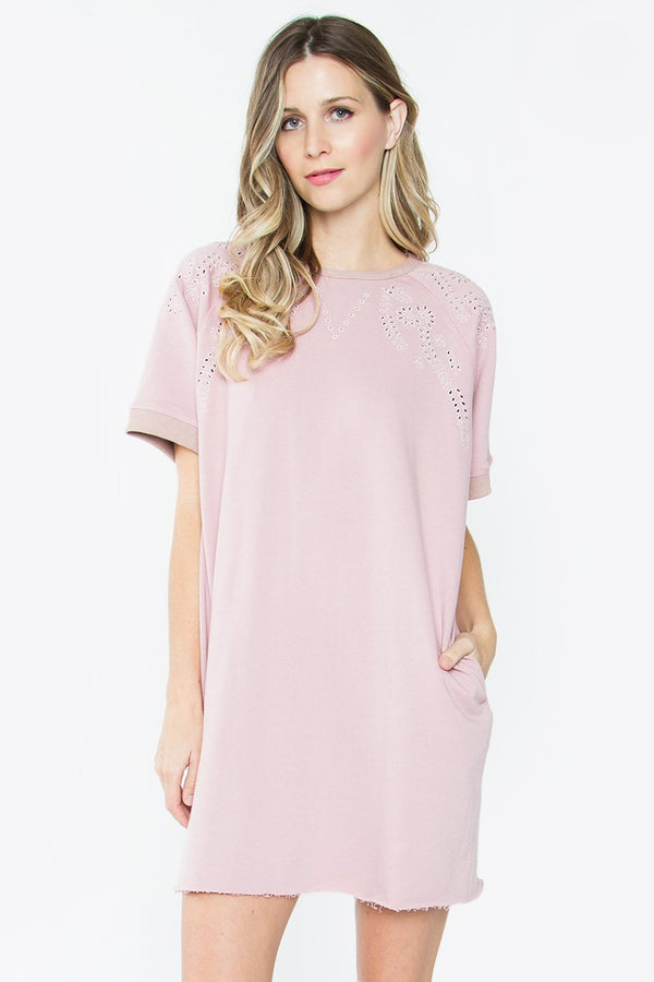 Maurie Sweatshirt Dress