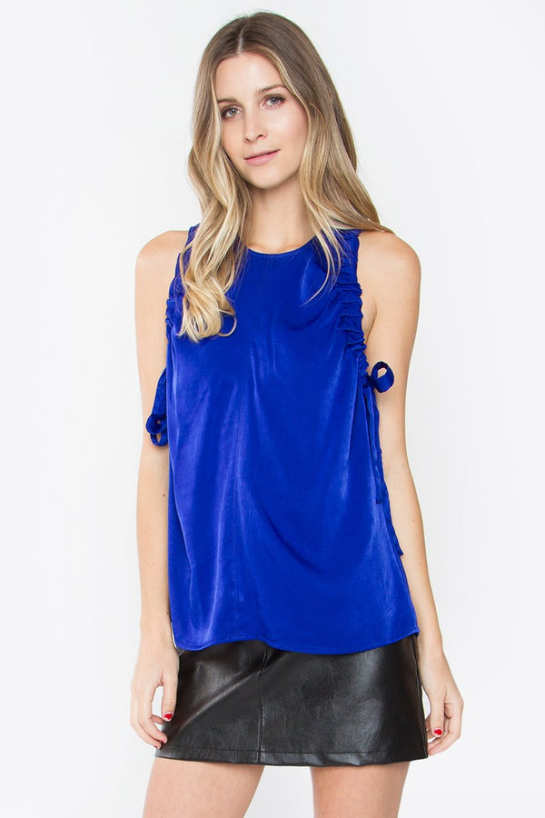 Asya Sleeveless Top