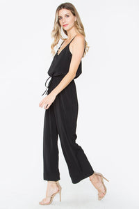 Riley Rose Scallop Jumpsuit