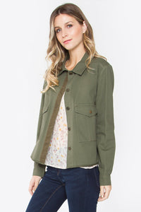 Entwine Oversized Jacket