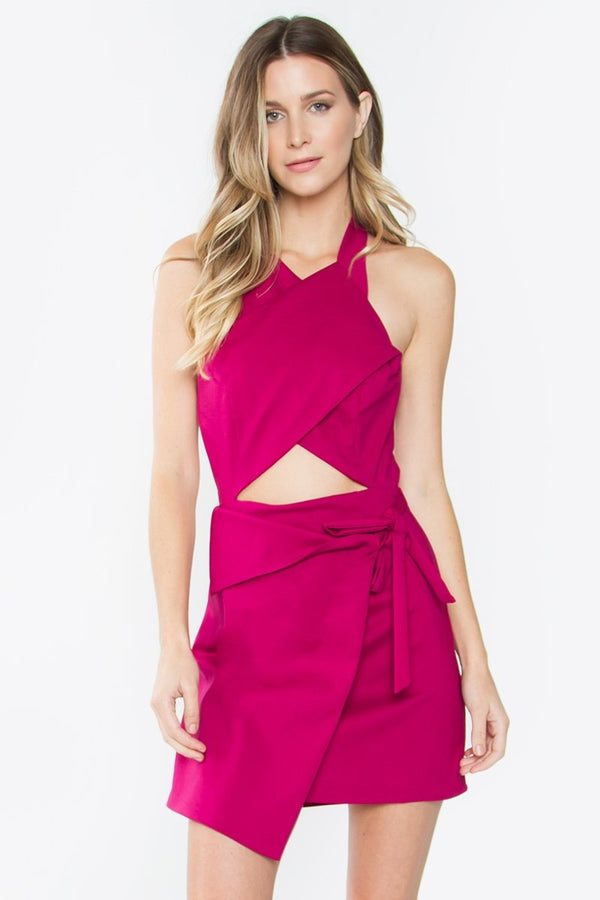 Laly Halter Dress