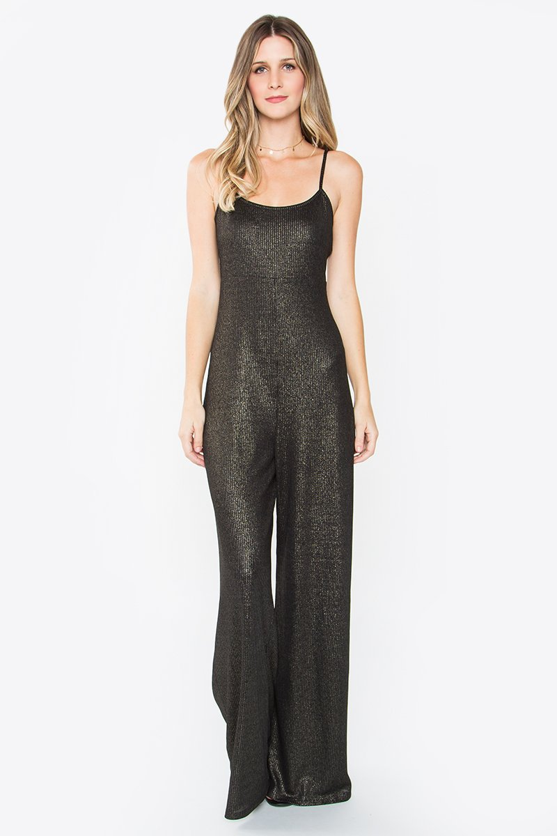 Martha Knit Jumpsuit
