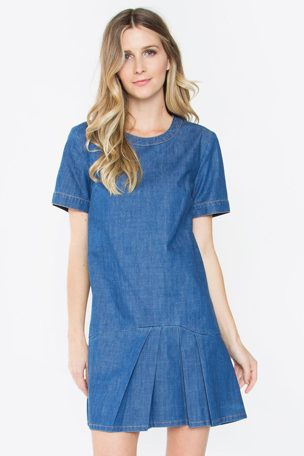 Tavi Denim Dress