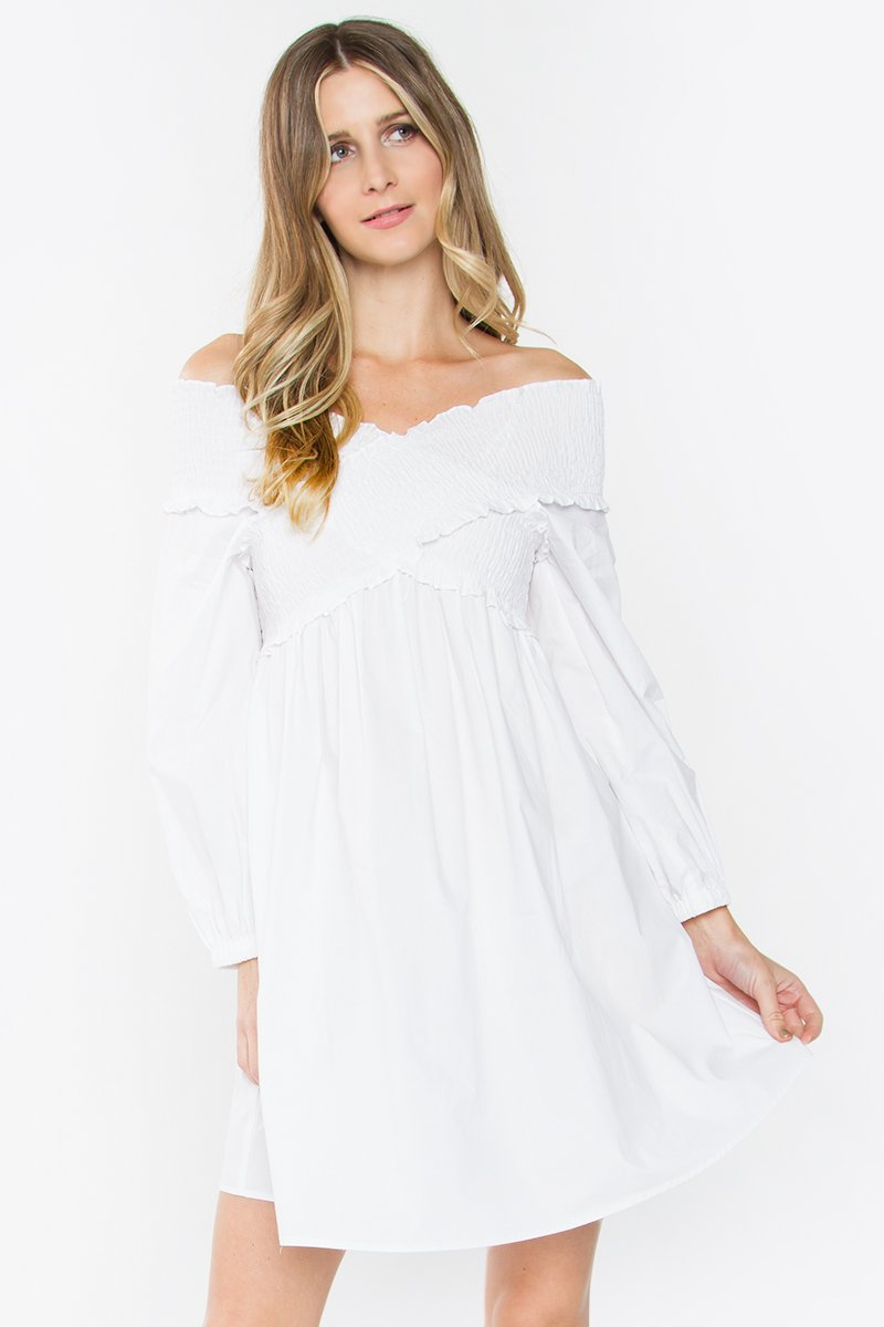 Tatiana Off The Shoulder Dress