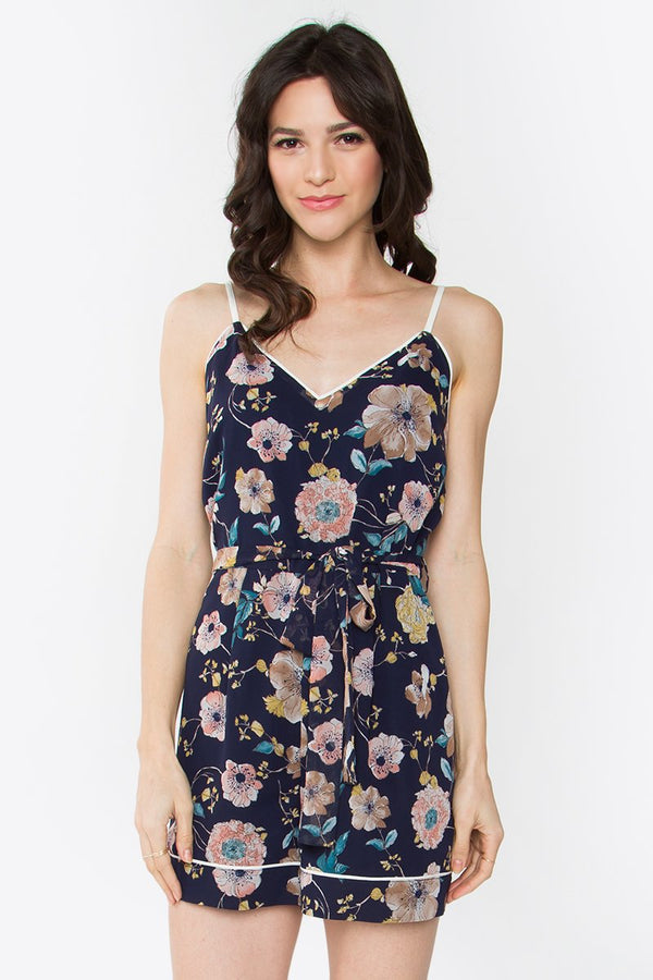 Poppy Rose Romper