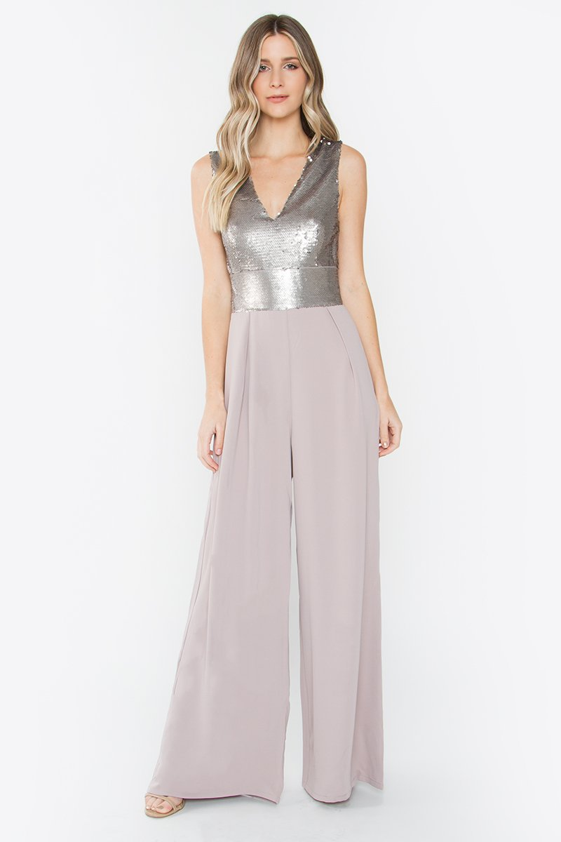 Lilliac Sequin Jumpsuit