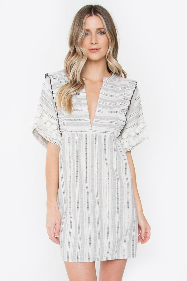 Charolette Striped Dress
