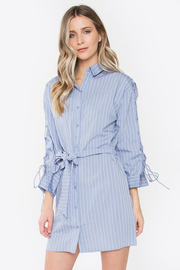 Freemont Shirt Dress