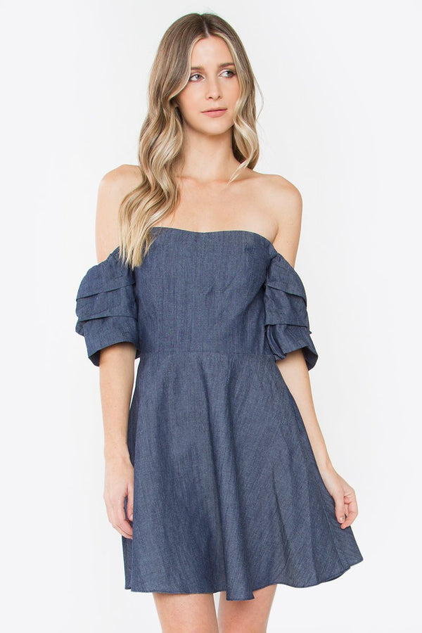 Collene Off The Shoulder Dress