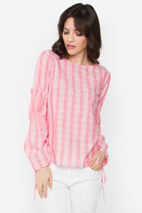 Tilly Striped Top