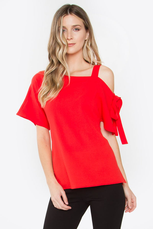 Polly One Shoulder Blouse