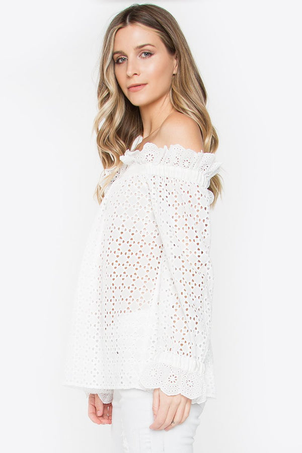 Sirus Off The Shoulder Top