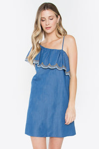Cady One Shoulder Dress
