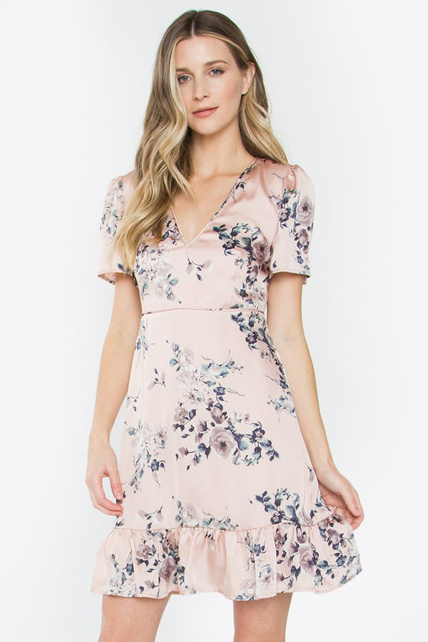 Kacey Floral Dress