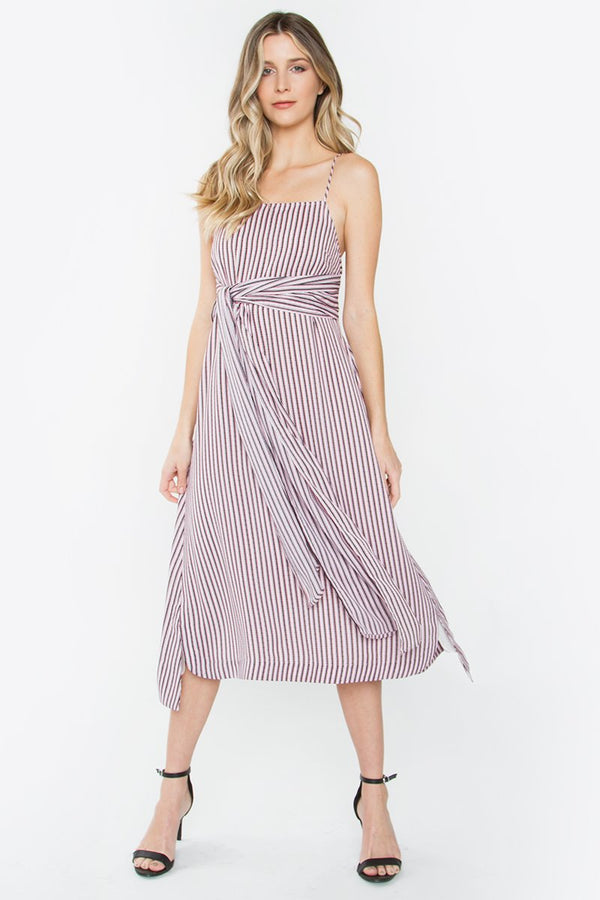 Jardin Midi Dress