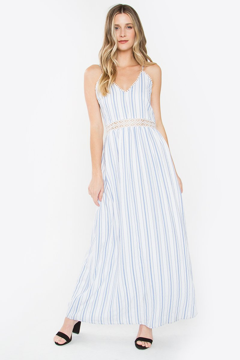 Sasi Striped Dress