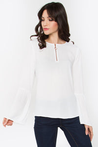 Emilio Bell Sleeve Top