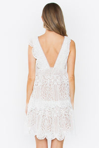 Royal Lace Dress