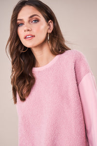 Christin Teddy Sweatshirt