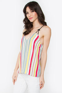 Lola Striped Cami Top