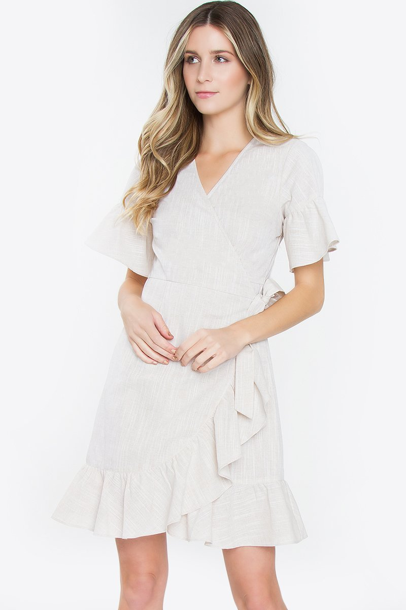 Marlene Wrap Dress