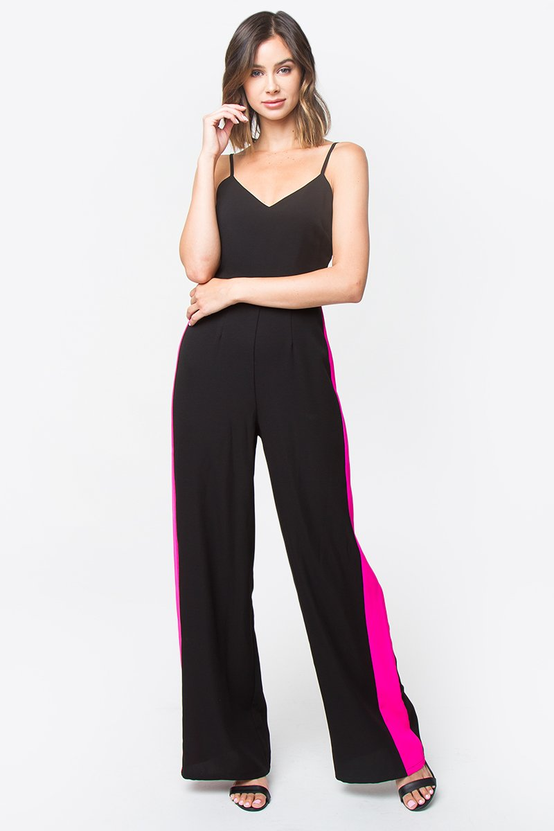 Lena Strappy Jumpsuit