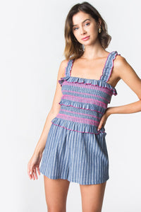 All About Smock Romper