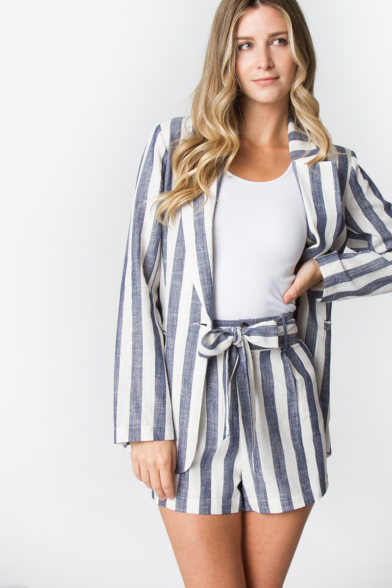 Vacation Oversized Blazer