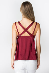 Daydream Cross Back Top