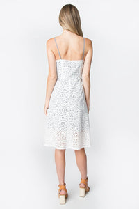Charmed Cami Lace Dress