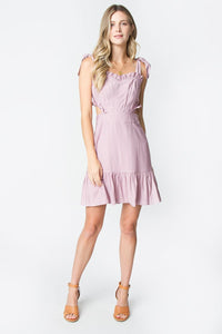 Paradise Peek-a-boo Dress