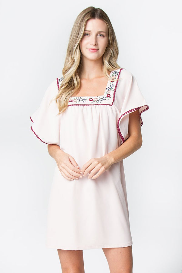 Mamba Tunic Dress